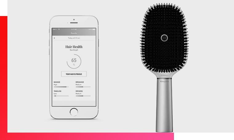 Smart brush Kerastase La nuova bellezza