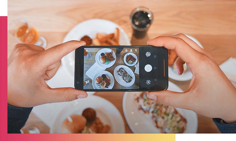 DISKO food Le tendenze social media 2019