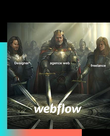 DISKO webflow Come creare un sito in 2 click?