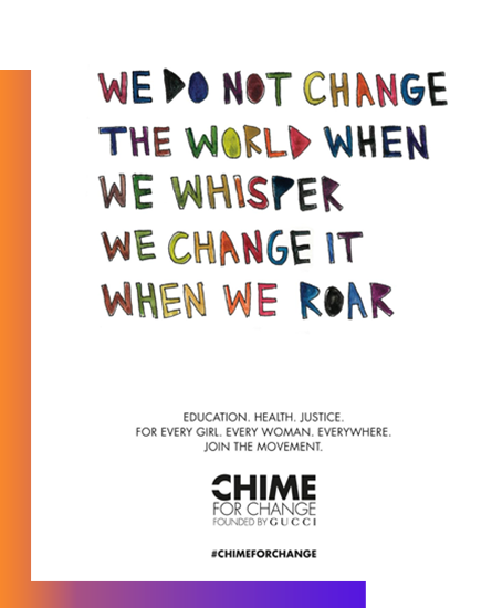 """GUCCI Chime for Change Poesia 2.0: è il momento degli """"Instapoet"""""""