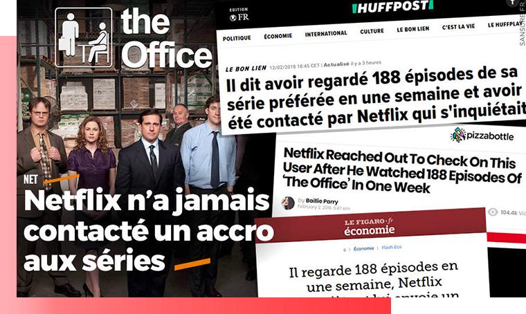Netflix The Office Fake news, un vero e proprio fenomeno social