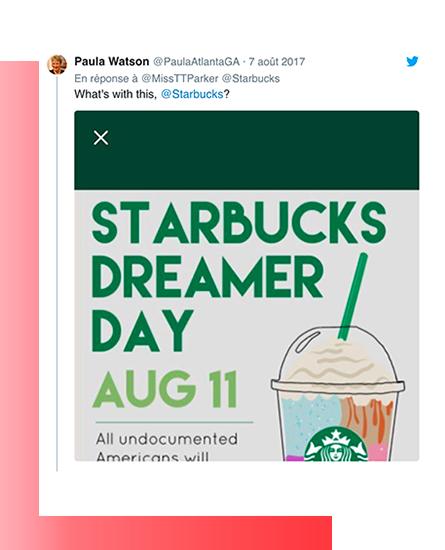 Starbucks Fake news, un vero e proprio fenomeno social
