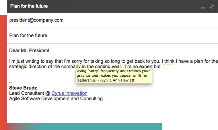 """Google Just Not Sorry Più """"Grazie"""" e meno """"Scusa"""": come esprimere al meglio la propria riconoscenza"""