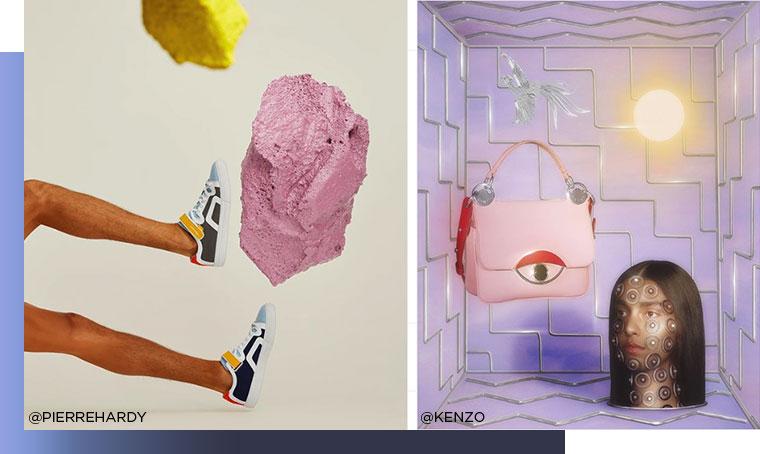 pierrehardy kenzo surrealisme Il surrealismo nella comunicazione